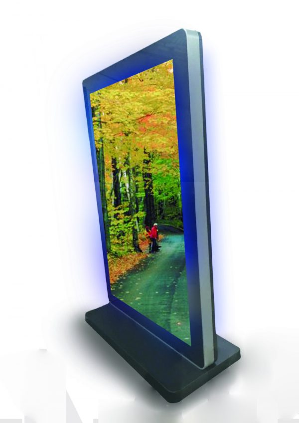 Mupi Led Full color P5 - Pantallas Afiche
